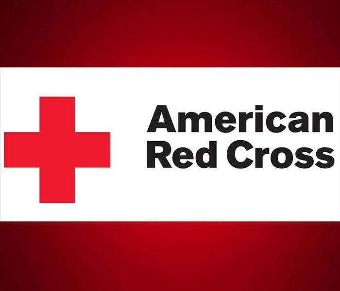 Commercial March is RED CROSS Month
