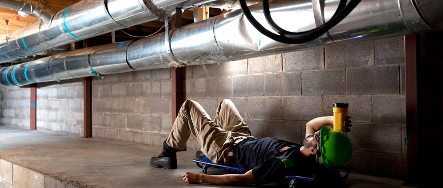 Mesquite, TX airduct cleaning