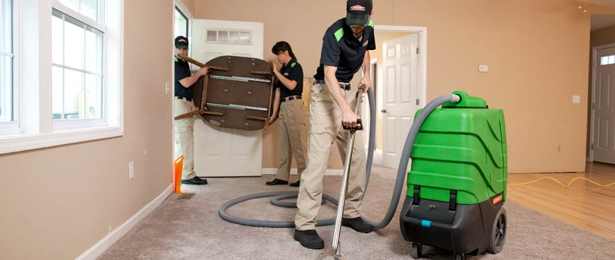 Mesquite, TX residential restoration cleaning